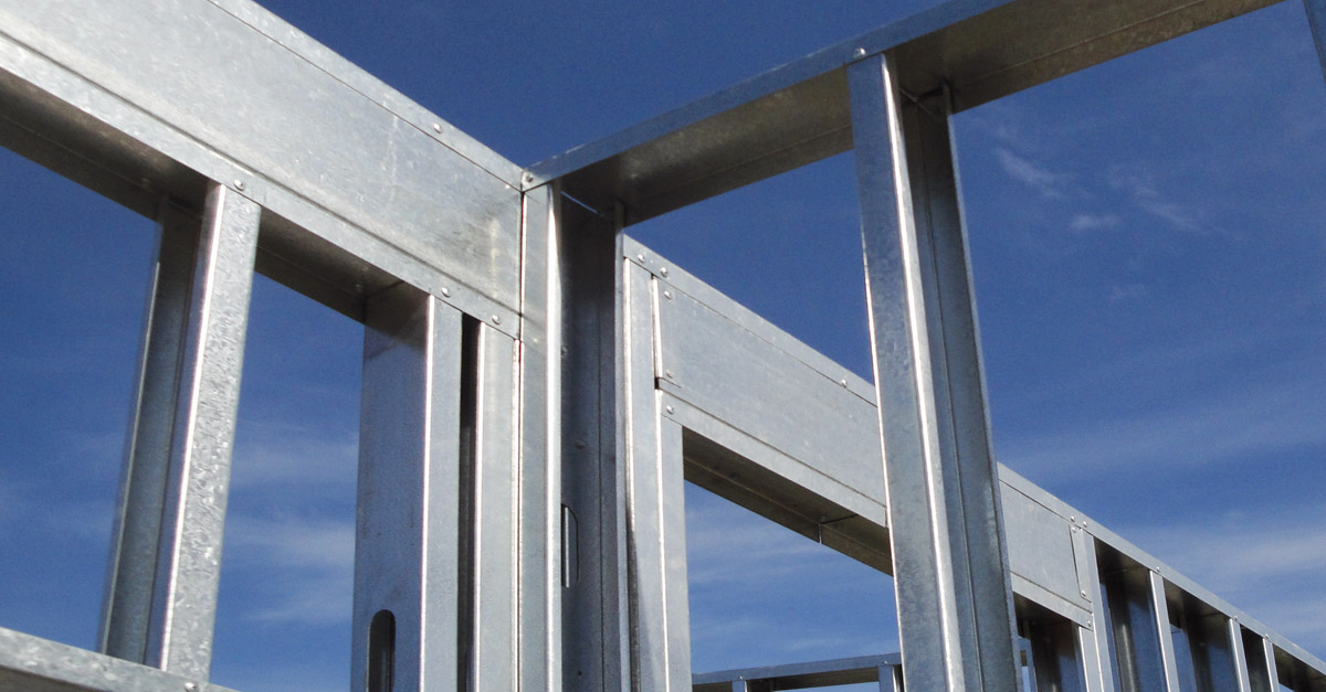 Durabilidad de los perfiles de acero galvanizado en el Steel Framing ...